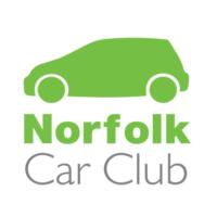 Norfolk Car Club | Car rental Logo