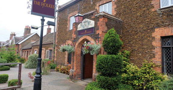 10% off Food at The Ffolkes