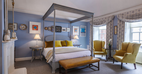 10% Room Stay at The Assembly House